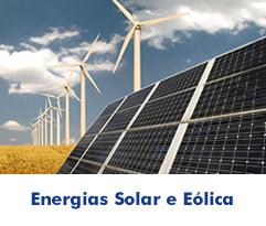 Energias Solar e Eólica