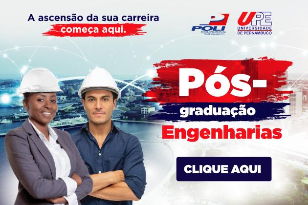 Processo Seletivo para Pós Graduação POLI 2021.1