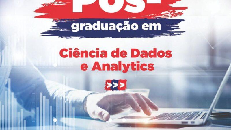 Inscrições abertas para Pós Graduação POLI 2021.2